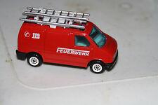 Siku 1343 VW Bus T 4 Feuerwehr Gerätewagen unbespielt