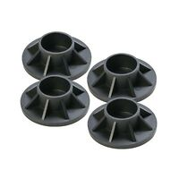 Intex 18-24 Foot Metal Frame Pool Replacement Leg Caps, 2016 & After   25093rp on sale