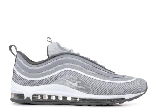 air max 97 silver and black