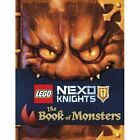 LEGO Nexo Knights: The Book of Monsters by Penguin Books Ltd (Hardback, 2016)