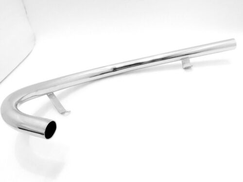 Royal Enfield Short Exhaust Silencer And Pipe 500CC