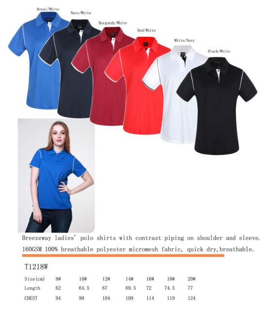 womens polo shirt,teamwear, sports shirt, uniform