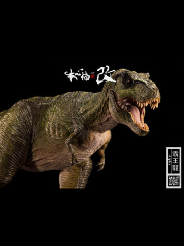 Nanmu Studio Jurassic Series Tyrannosaurus Rex Alpha 1//35 Scale Dinosaur Mode...
