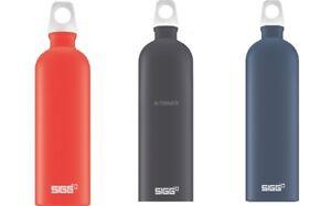 SIGG-Alutrinkflasche-039-Lucid-Touch-039-1-0-L-neue-Optik-neuer-Grip-leicht-ohne-Zus