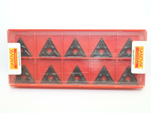 10pcs Sandvik TNMG 432 PM 4225 Carbide Inserts New Free Shipping