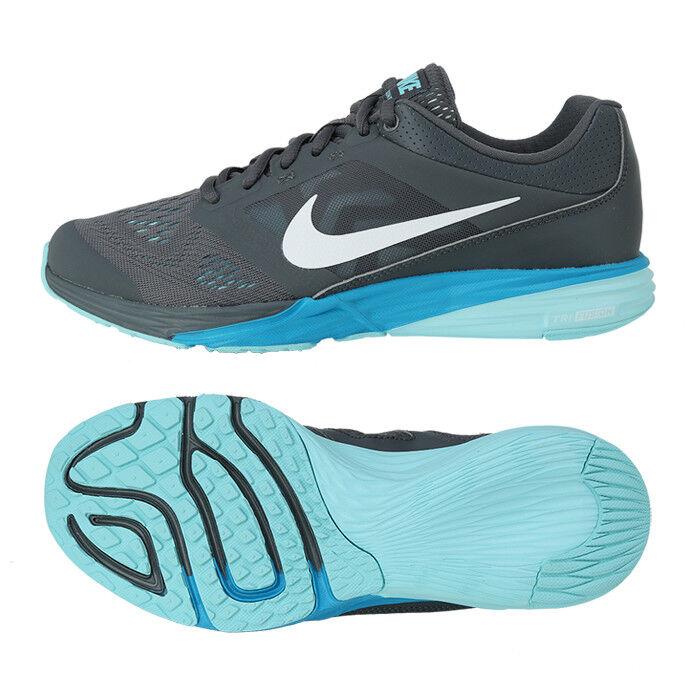 Nike Women's Try Fusion Run Marathon MSL Running Shoes 749175-002,4,5,8 Marathon Run Trainers 770636