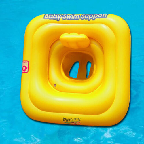 INFLATABLE SWIM SAFE SWIMMING LEARNING AID BABY SEAT 0-12 MONTHS (STEP A) 27