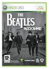 ELDORADODUJEU >>> ROCKBAND BEATLES ROCK BAND Pour XBOX 360 NEUF VF