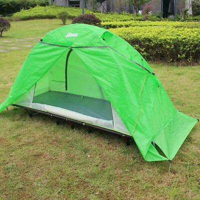 Uboway Camping Tent Ultralight Portable Outdoor Off-Ground Tent with Carry Bag
