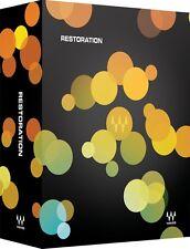 Waves Restoration Bundle 5 Plugins Remove Vinyl Click Hum Crackle Noise AAX VST