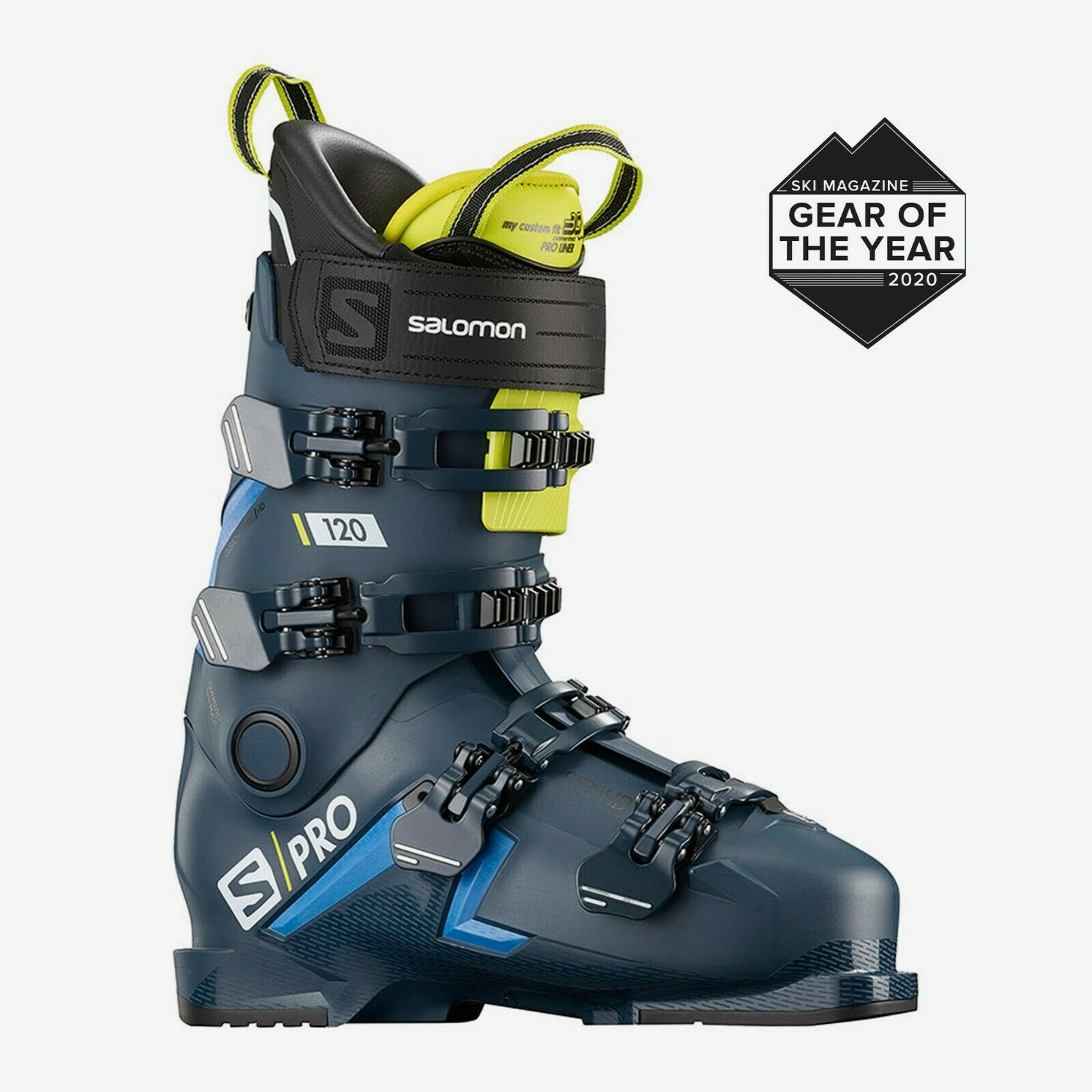 Boots Skiing Skiboot Race  Carve salomon S   pro 120 Season 2020  free shipping & exchanges.