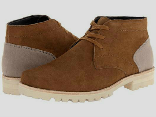 Dr. Scholl's Da Capo suede leather boots sz 13 Med NEW