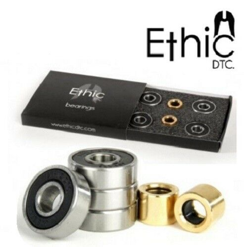 ETHIC DTC Stunt-SCOOTER BEARING CUSCINETTI A SFERE 608 2rs 8x22x7 trottinette Roller