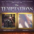Hear To Tempt You/Bare Back by The Temptations (Motown) (CD, Sep-2014)