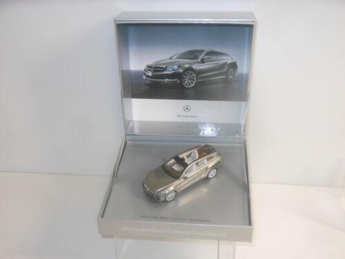 Mercedes Benz Concept Car - Concept Fascination - MINIMAX Modello - 1:43