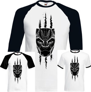 The-Black-Panther-Camiseta-Hombre