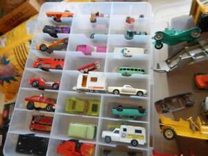 Vintage Lot Of Over 100 Hot Wheels  - Midgetoy -  Matchbox Lesney Diecast Cars