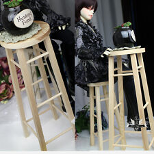 Uncle BJD chair Stool 1//3 SD DD Dollfie AOD MID EID DOD DK Wood Furniture ColorB