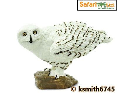 Safari ROCKHOPPER PENGUIN solid plastic toy wild zoo water BIRD animal NEW *