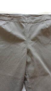 RJ-Elements-brown-7-8-pants-Size-16