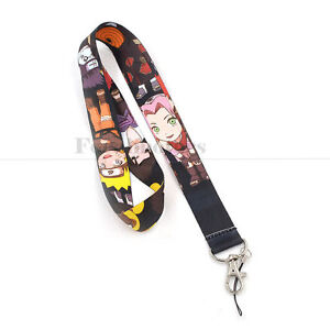 Naruto-Neck-Lanyard-Nylon-Strap-For-Cell-Mobile-Phone-ID-Card-Anime-2017-New