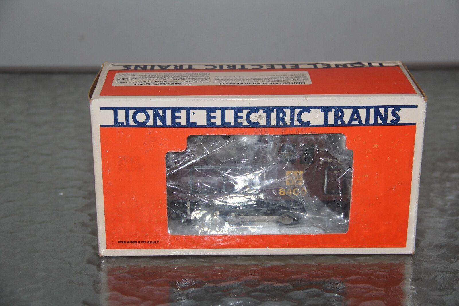 Lionel 6-18400 Santa-Fe quitanieves rojoativo de funcionamiento