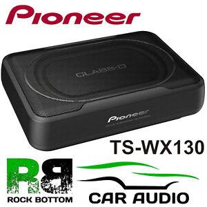 pioneer ts wx130ea 160 watts amplified active car. Black Bedroom Furniture Sets. Home Design Ideas