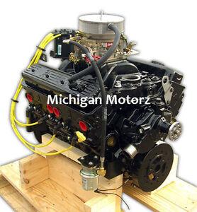 5.7L Volvo Penta Vortec Marine SILVER Engine Package - 315 hp ...