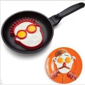 UTENSILI da cucina uovo al tegamino stampo colazione FRITTATA piatti da forno stampo Accessori