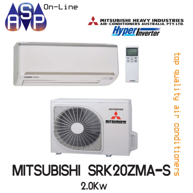 conditioner mitsubishi split electric msz reverse system gl buy air series cycle