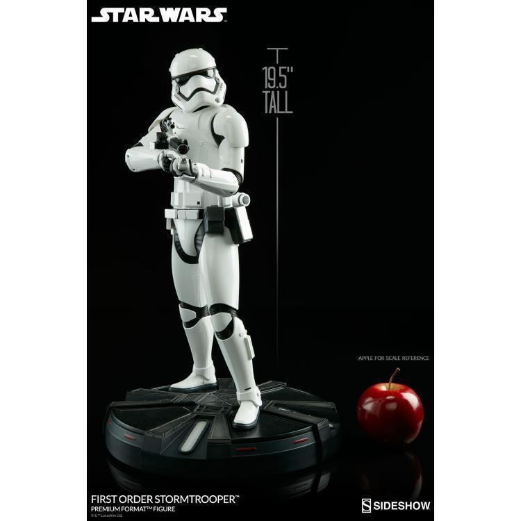 muchas sorpresas Stormtrooper Premium Format™ Figure by Sideshow Collectibles Star Wars Wars Wars  tienda de pescado para la venta