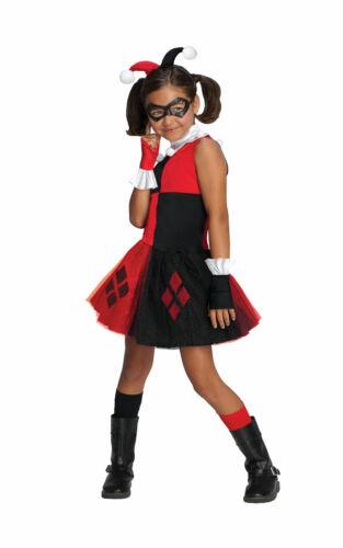Figlio HARLEY QUEEN Tutu Costume Festa di Halloween