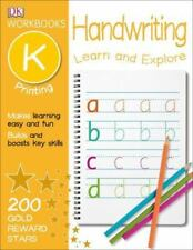 Handwriting - Printing, Kindergarten by Dorling Kindersley Publishing Staff (2016, Paperback)