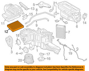 ford air conditioning parts diagram further ford expedition cabinford oem cabin air filter fl3z19n619a ebay ford air conditioning parts diagram further ford expedition cabin air