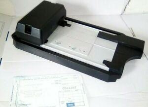 Manual Clunk Clunk Credit Card  Machine Barclaycard Flatbed 4850 Movie Prop
