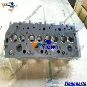 Details about D4BB D4BA cylinder head for Doosan Daewoo for Hyundai H100  engine forklift truck