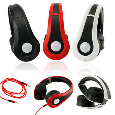Drhotdeal 3.5mm Wired Headphones