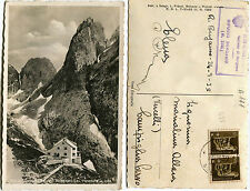 RIFUGIO BERGAMO DEL PRINCIPE (DOLOMITI BOLZANO), 1939      m