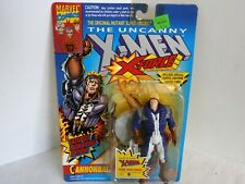 X-men Cannonball Marvel Action Figure HTF Vintage 1993 See All Items up Now