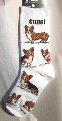 CLEARANCE..Adult Medium MALTESE Dog Breed Anklet Adult Socks//Grey
