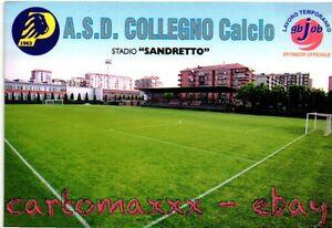 Torino Collegno Non Viaggiata SC095 Stadio Campo Sportivo