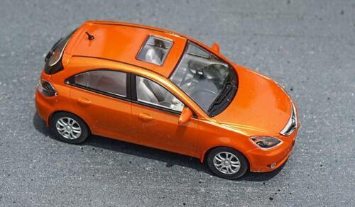 1//43 Changan Automobile Original manufacturer Changan series car model Plastic