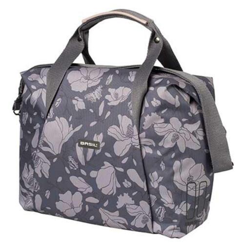 Basil Carry All Magnolia Sac a main 18 L Vélo Femmes Épaule Porte-bagages vélo