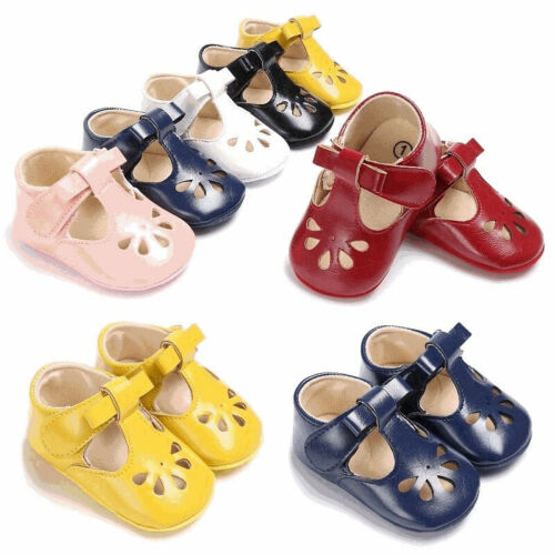 Baby Infant Girl Shoes Pram Christening Traditional T Bar EARLY DAYS Boy Sneaker