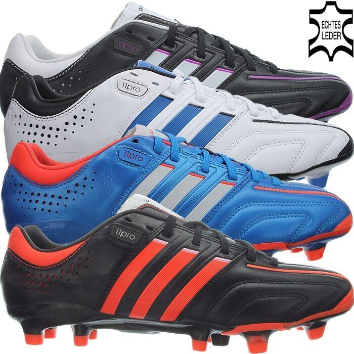 Adidas ADIPURE 11PRO TRX FG Leder Fußballschuhe Nocken Nocken Nocken Herren NEU OVP 0cb33b