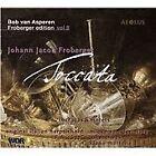 Johann Jacob Froberger - Froberger Edition, Vol. 8: Toccatas & Motets (2016)