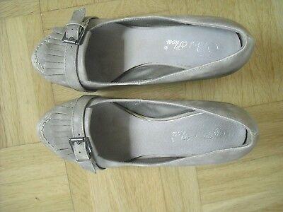 Pumps Keilpumps Schuhe Damen Gr. 38
