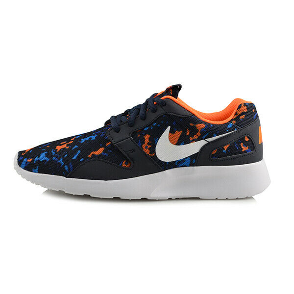 Nike Kaishi Print Men's Casual shoes Dark Obsdn Pht bluee Ttl orange 705450 418