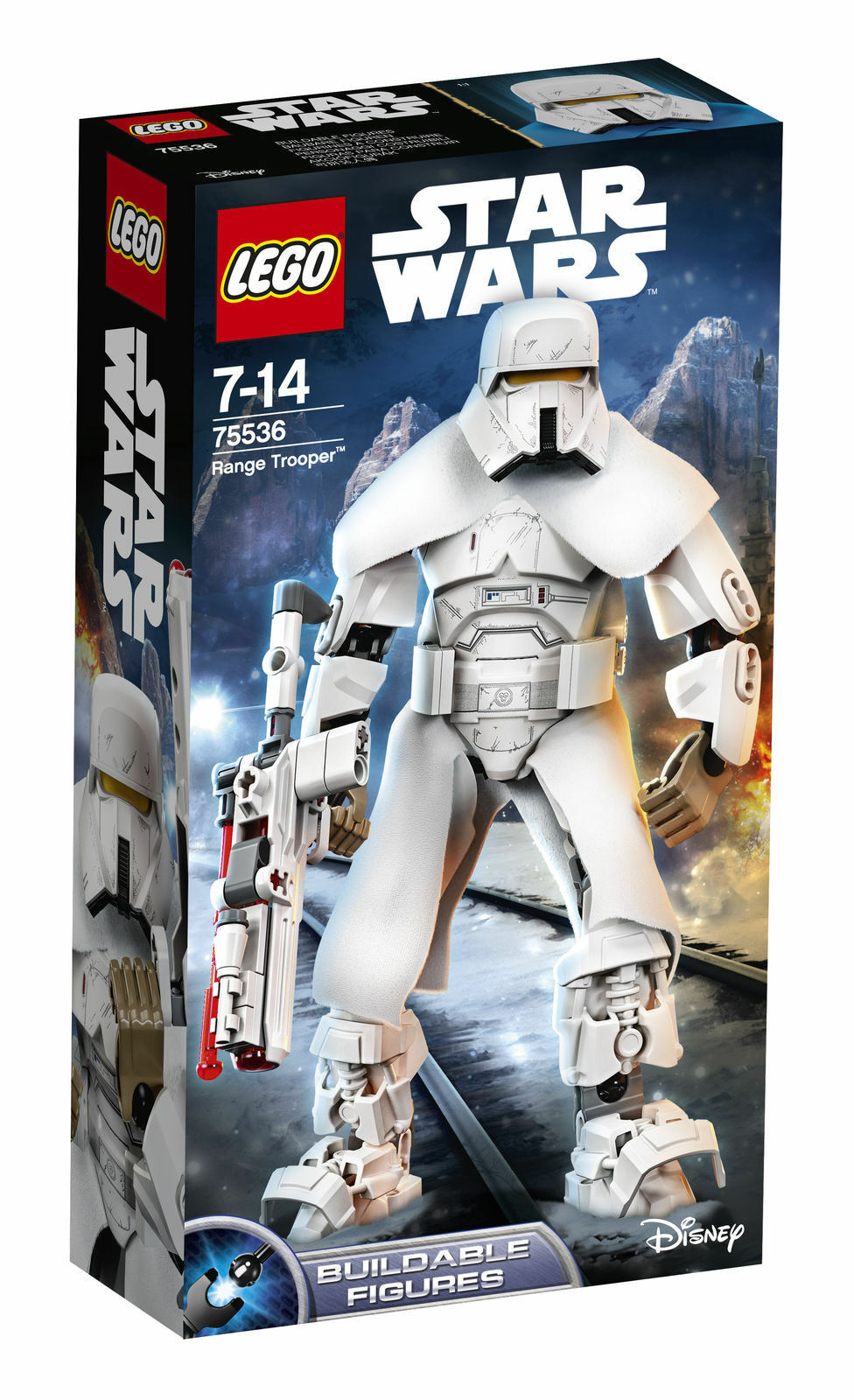 LEGO Star Wars Range Trooper 2018