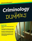 Criminology For Dummies by Steven Briggs (Paperback, 2009)